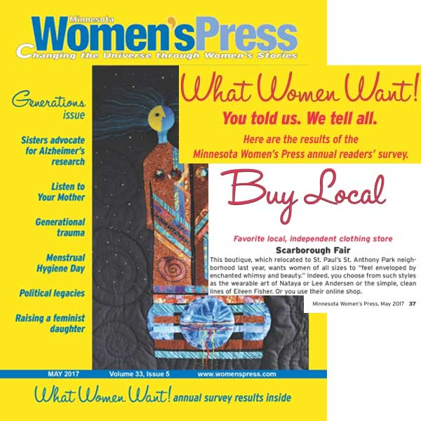 Minnesota Women's Press | May 2017